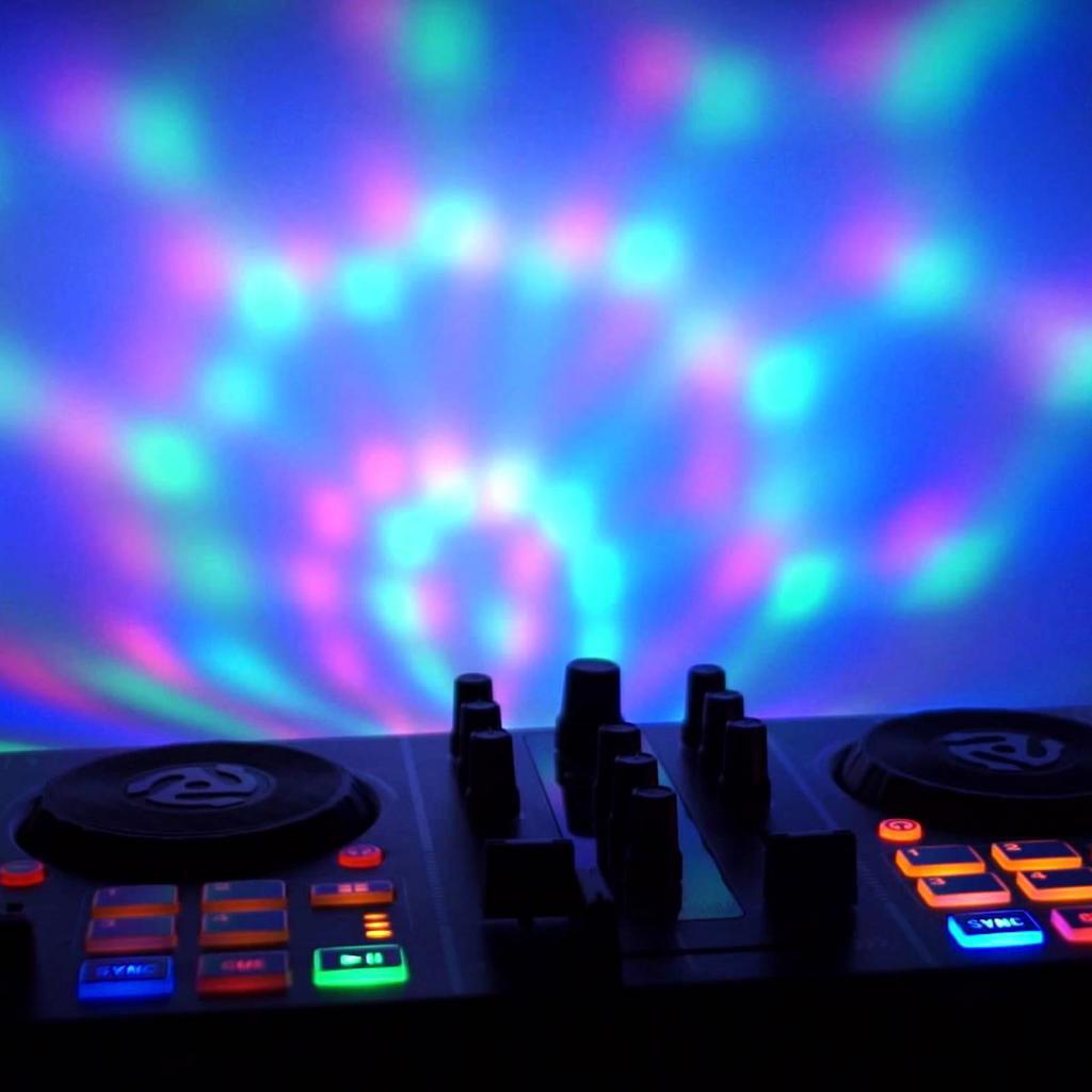 Как сделать светомузыку в домашних условиях