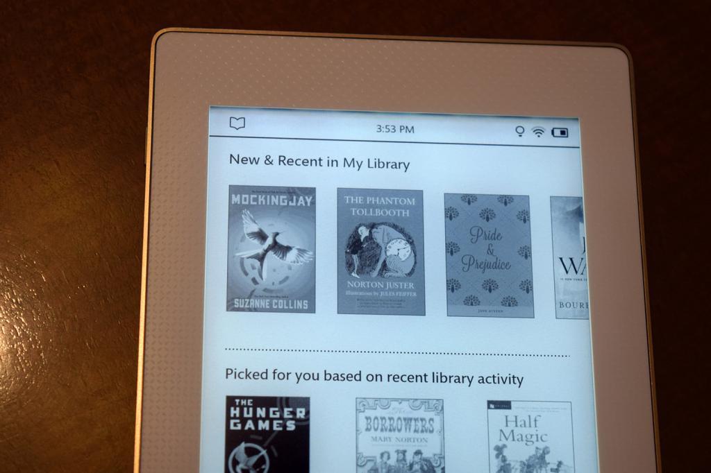 Лучшие электронные книги: рейтинг, отзывы